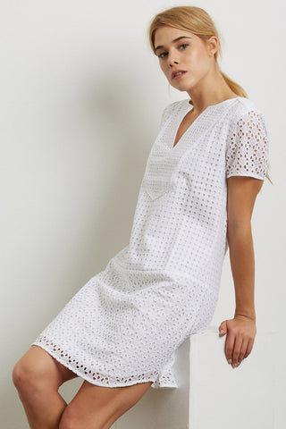 three dots lorraine dress