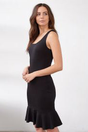 three dots ponte dress