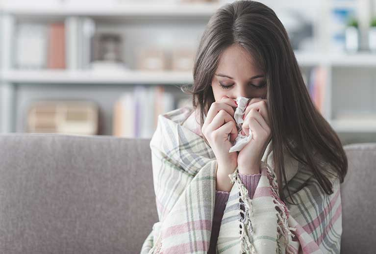 Flu Season is Here, and No Thank You!