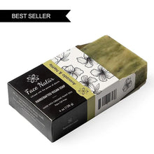 Load image into Gallery viewer, avocado & nettle soap bar