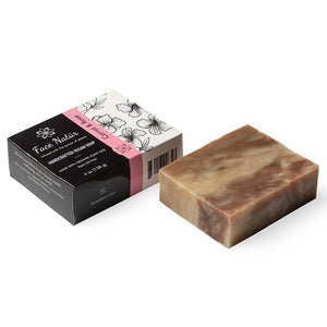 Carrot & Rose Handcrafted Vegan Soap