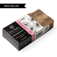 Load image into Gallery viewer, Carrot & Rose Handcrafted Vegan Soap