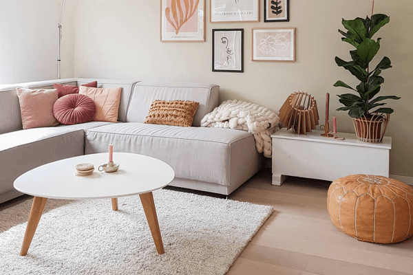 How to Refresh Your Home When You're Staying Inside More Often