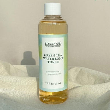 Green Tea Water Bomb Toner - [Yes She May]