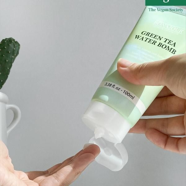 Green Tea Water Bomb Cream - [Yes She May]