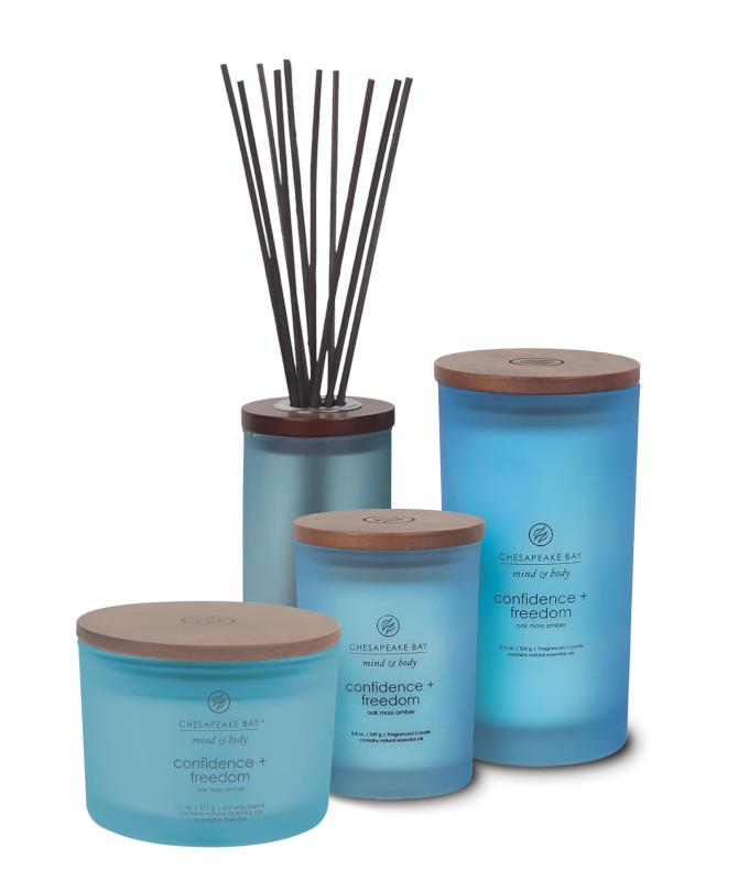 Confidence + Freedom Reed Diffuser