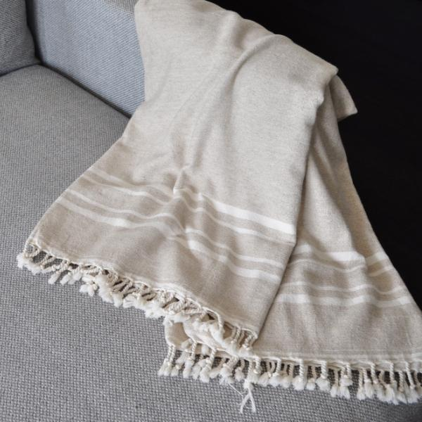 Turkish Blanket - [Yes She May]
