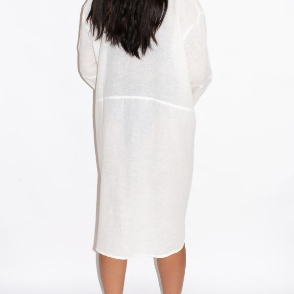 Sile Tunic Dress - [Yes She May]