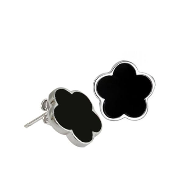 Anita Black Earrings - [Yes She May]