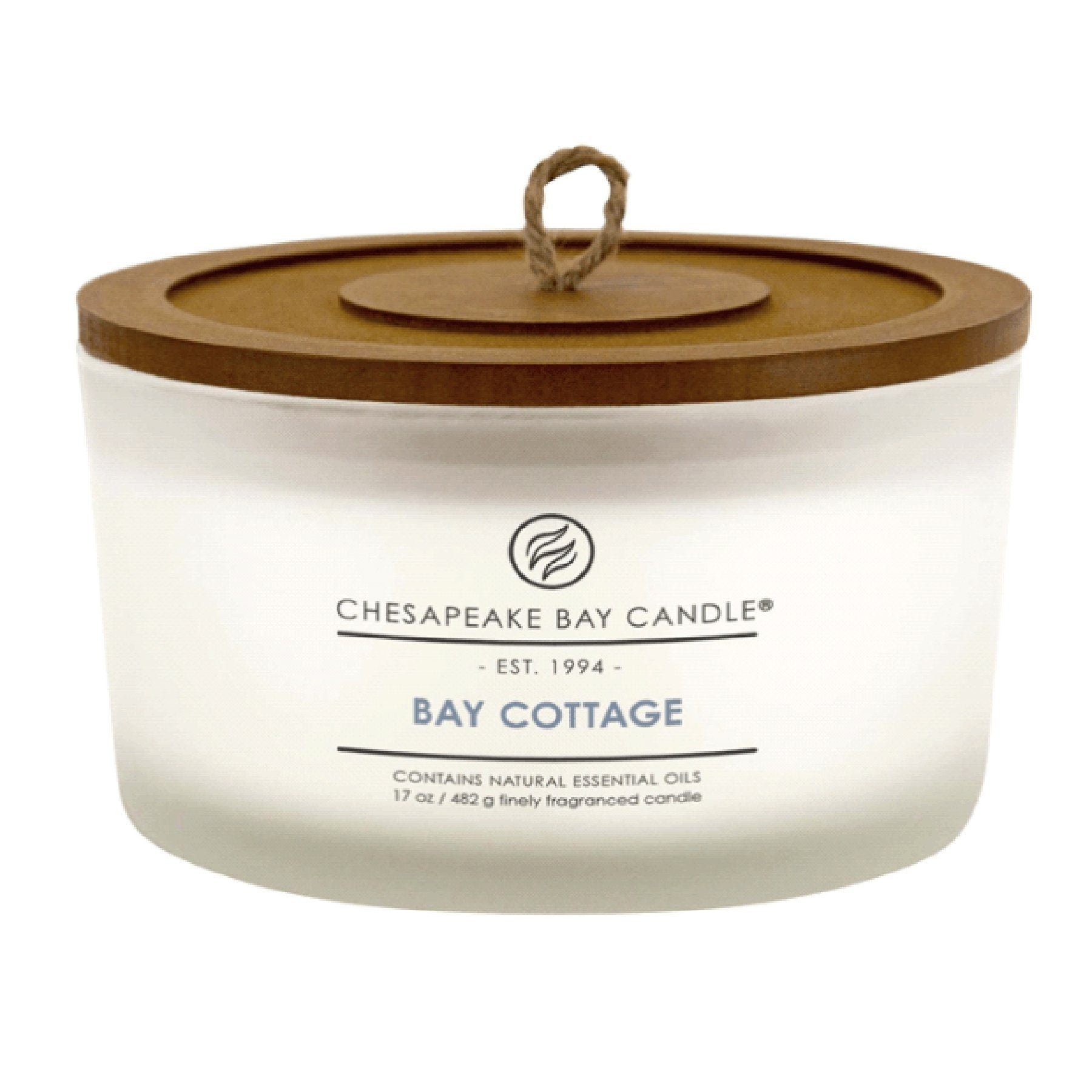 Bay Cottage Soy Blend Candle