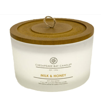 Milk & Honey Soy Blend Candle