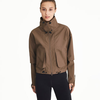 Renew Windbreaker - Khaki
