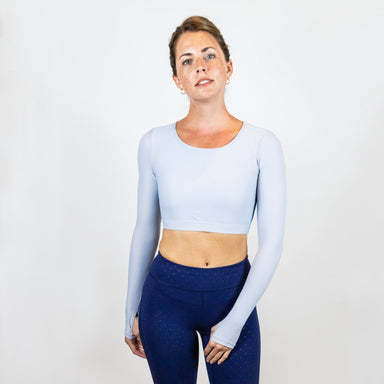Motivate Seamless Crop Top
