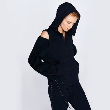 Flaunt Detachable Sweatshirt