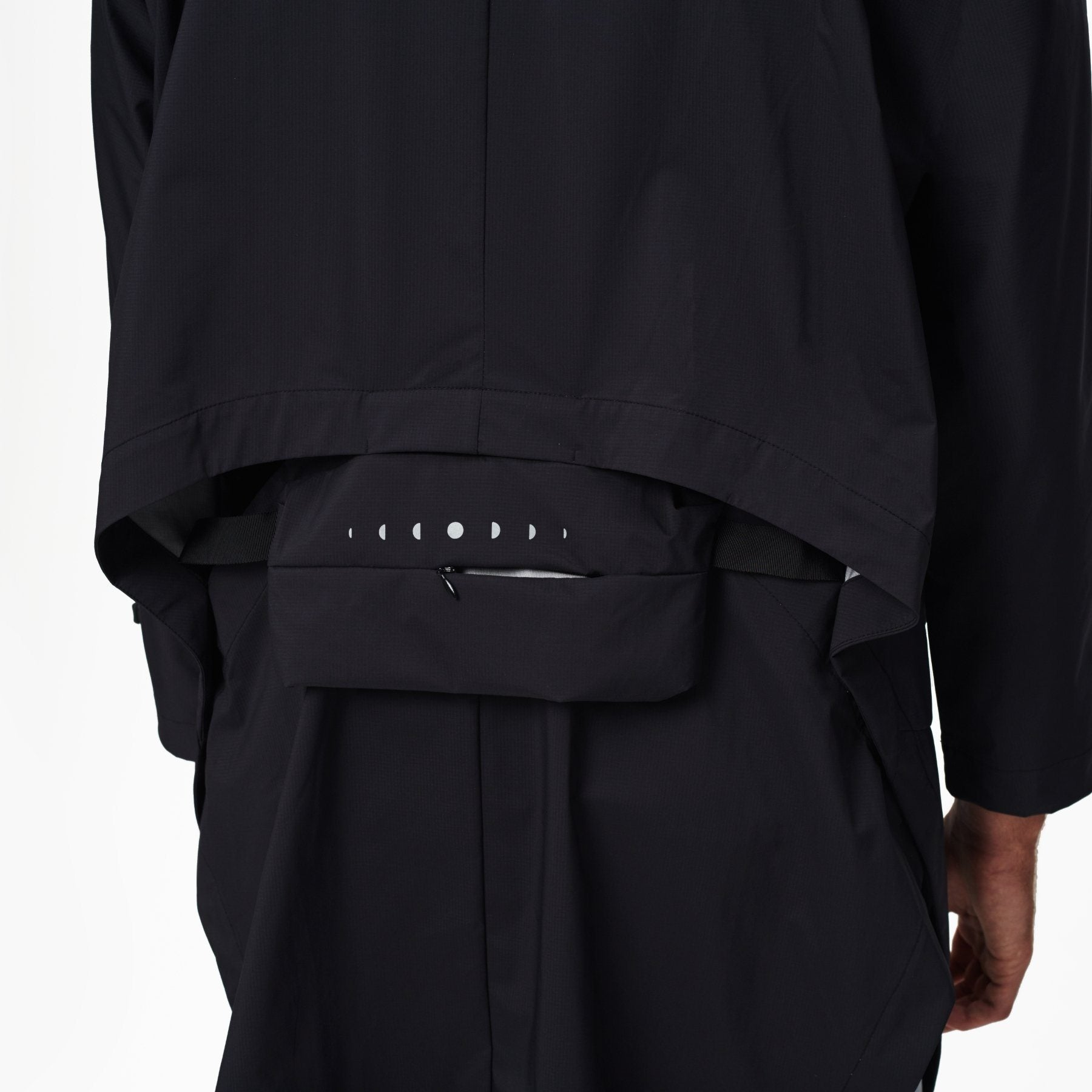 Spark Unisex X-Long Windbreaker