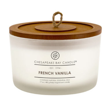 French Vanilla Soy Blend Candle