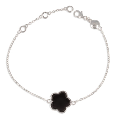 Anita Black Bracelet - [Yes She May]