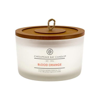 Blood Orange Soy Blend Candle