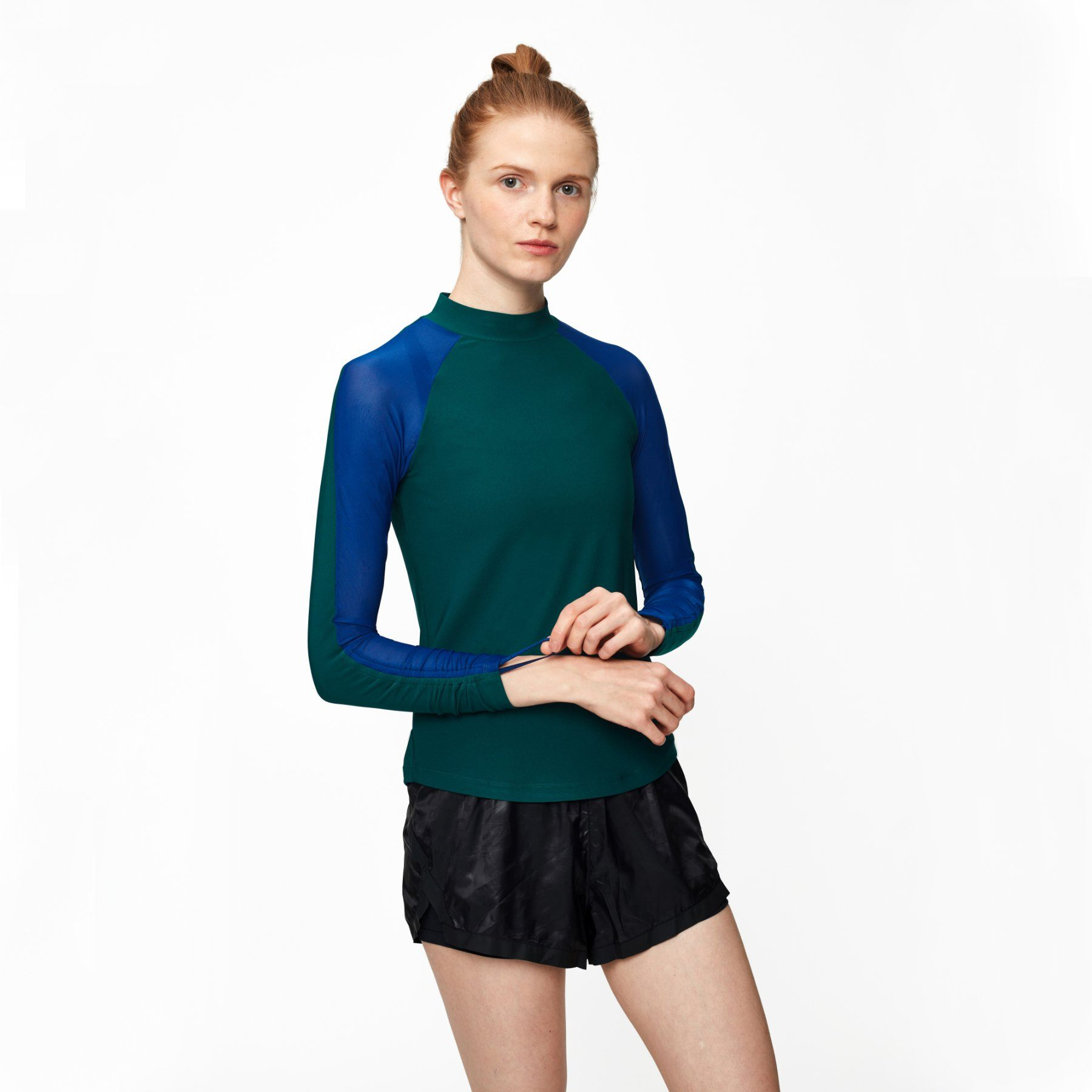 Reclaim Long Sleeve Top