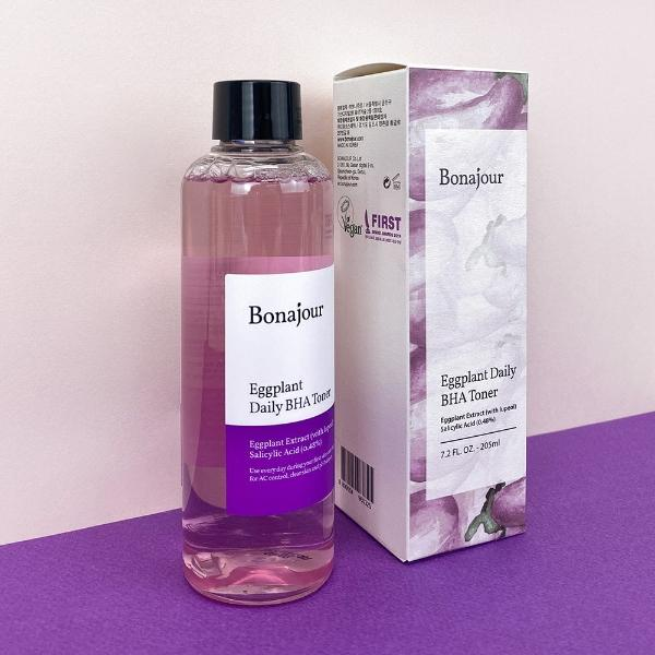 Eggplant Daily BHA Toner - [Yes She May]