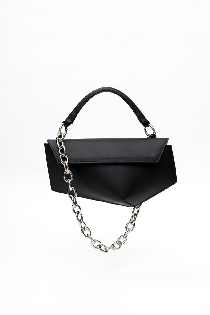 No Wave - Mini Shoulder Bag, Black