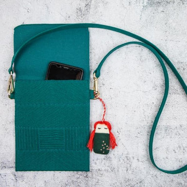 Zoë Cotton Mini Crossbody