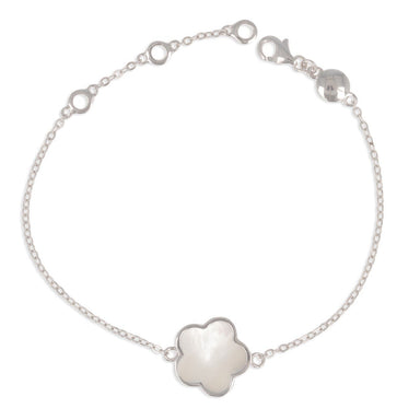 Anita White Bracelet - [Yes She May]