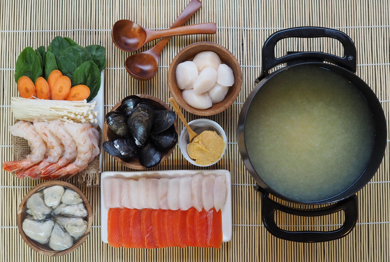 Seafood Hot Pot Kit