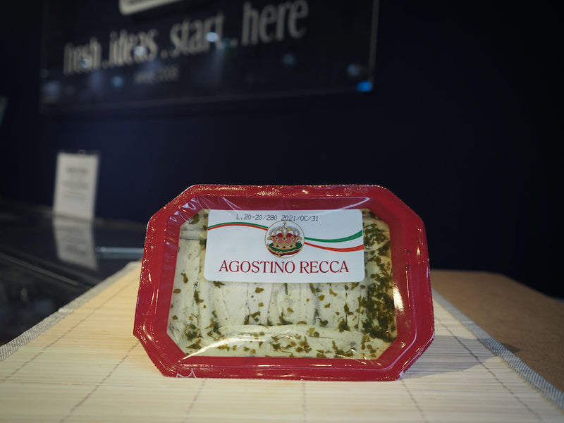 Agostino Recca Marinated Anchovies