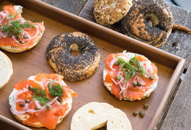 Lox + Bagel Kit