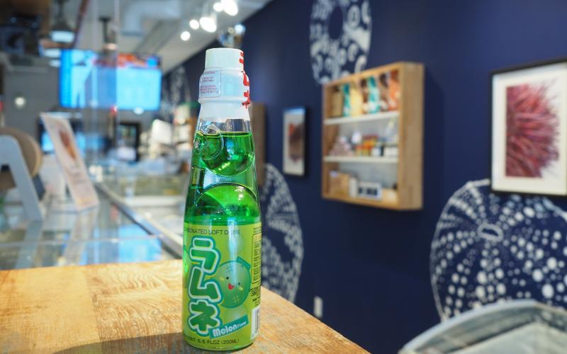 Ramune Carbonated Soft Drink