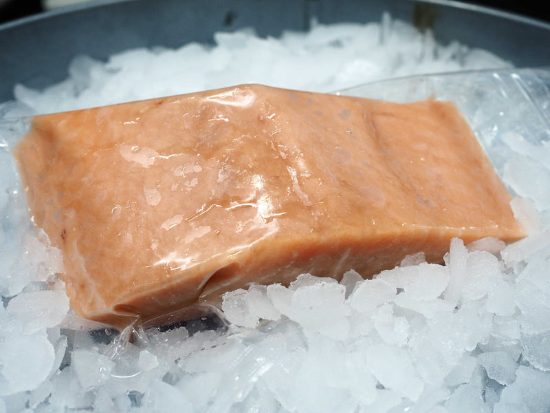 Frozen Wild BC Chum Salmon Portion 140g