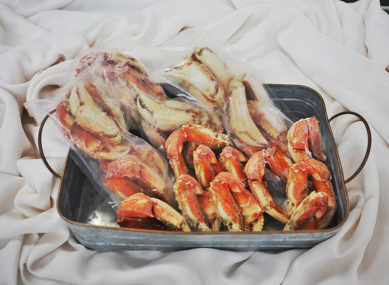 Frozen Cooked Dungeness Crab Claws (227g)