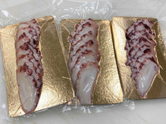 Frozen Sliced Cooked Octopus Tentacle Sashimi-Cut (100g)