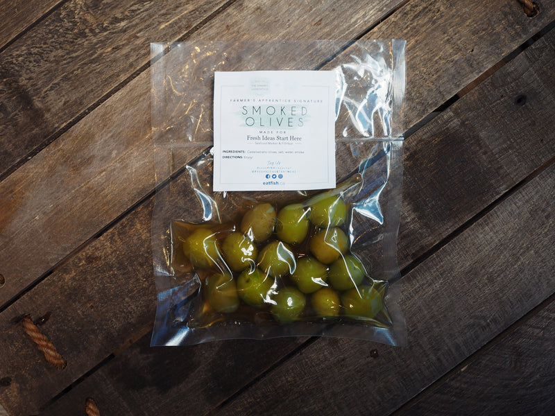 Farmer's Apprentice Signature Smoked Olives