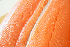 Fresh BC Red Spring Salmon Fillet *SOLD OUT*