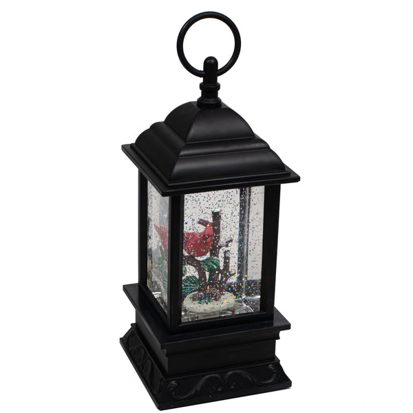 Cardinal Lighted Water Lantern  - Healing Hearts Journey | Sympathy Gifts & Condolences Keepsakes