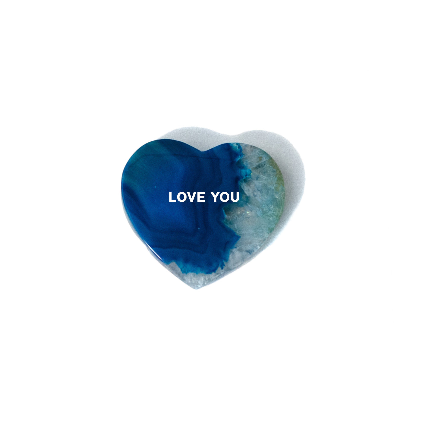The Healing Heart - Sympathy Crystal - Healing Hearts Journey | Thoughtful Sorry for Your Loss Gifts