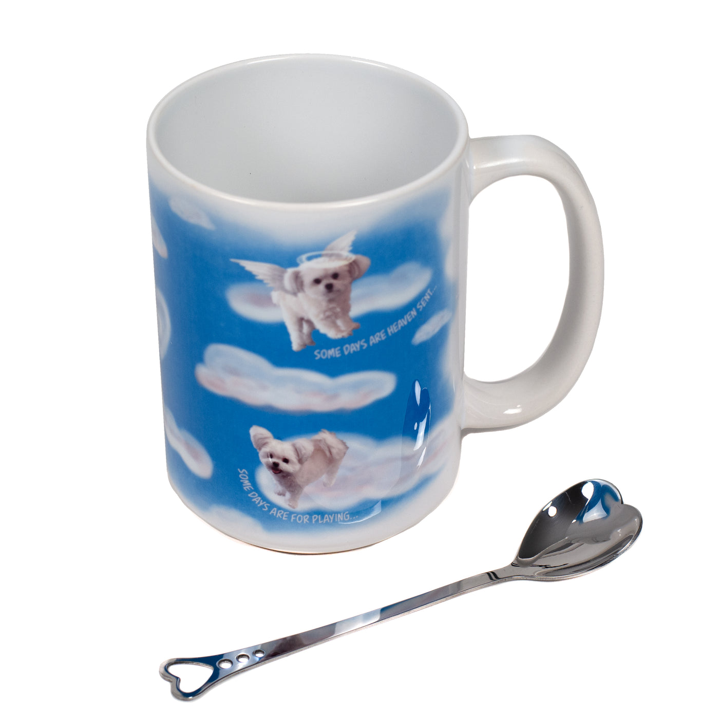 Coffee on Cloud 9 Mug - - Unique Gifts | Healing Hearts Journey