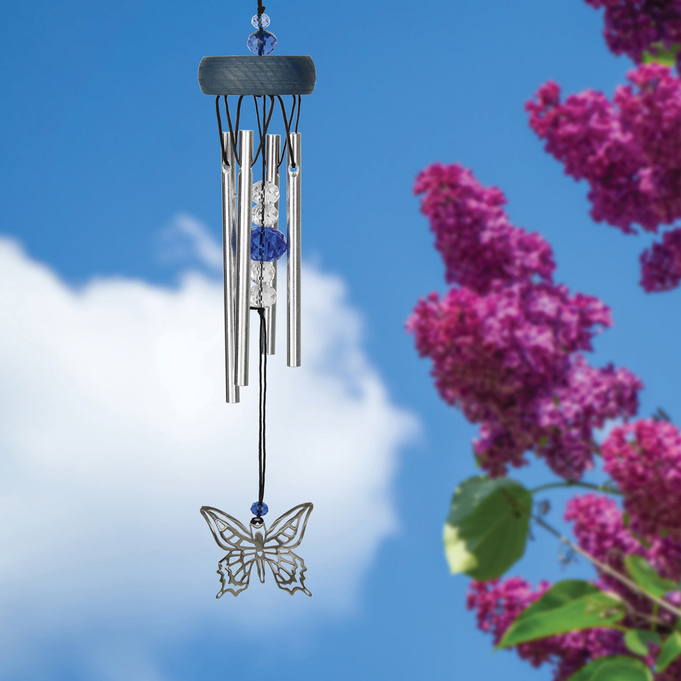 Wind Chimes - Memorial Wind Chimes - Healing Hearts Journey | Sympathy Gifts & Condolences Keepsakes