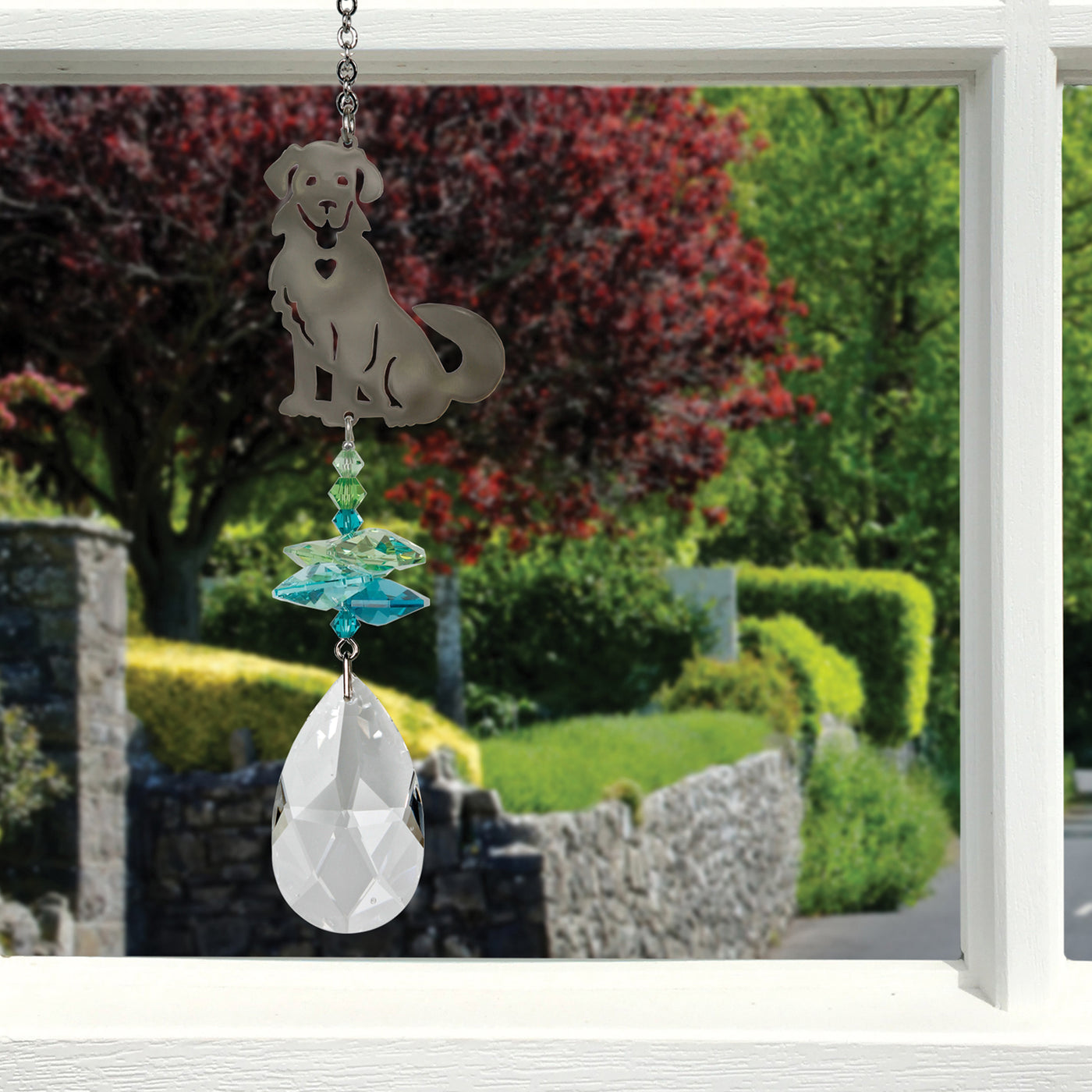 Suncatchers - Dog - Thoughtful Mementos | Healing Hearts Journey