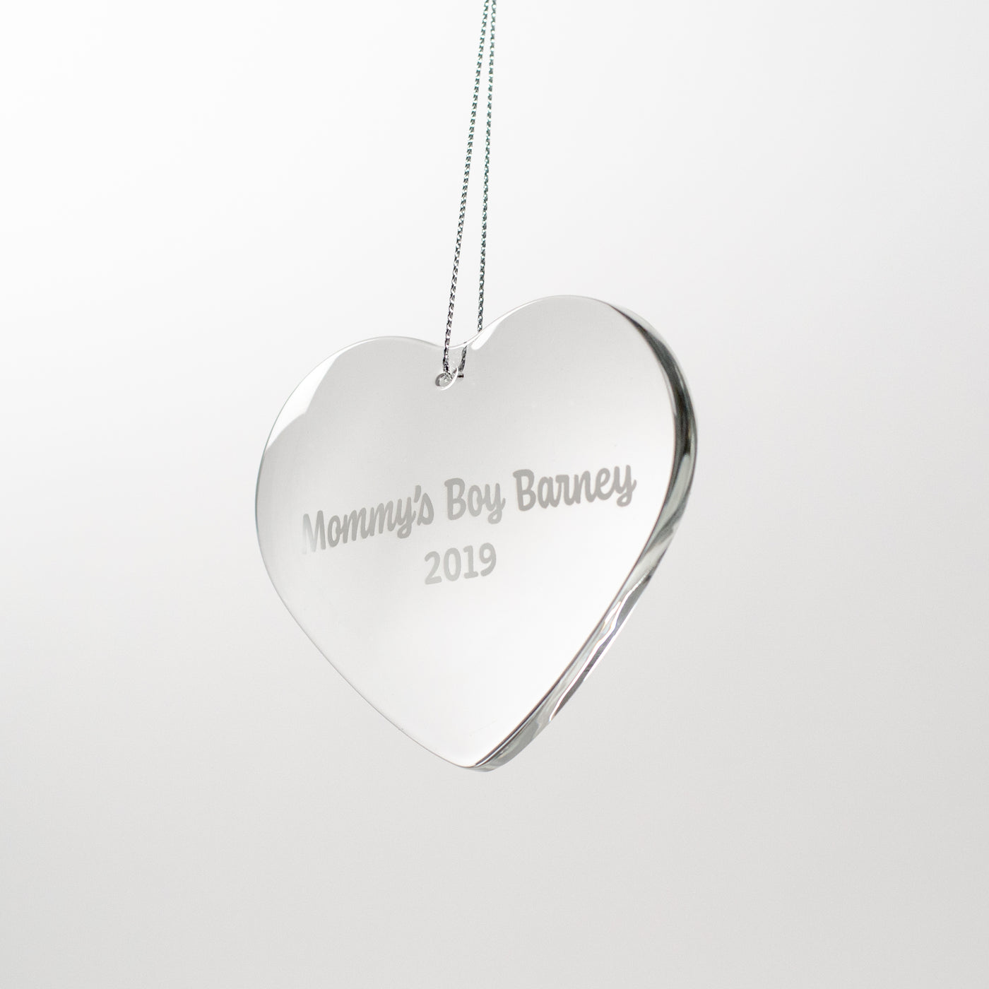 Personalized Heart Keepsake - - Unique Gifts | Healing Hearts Journey