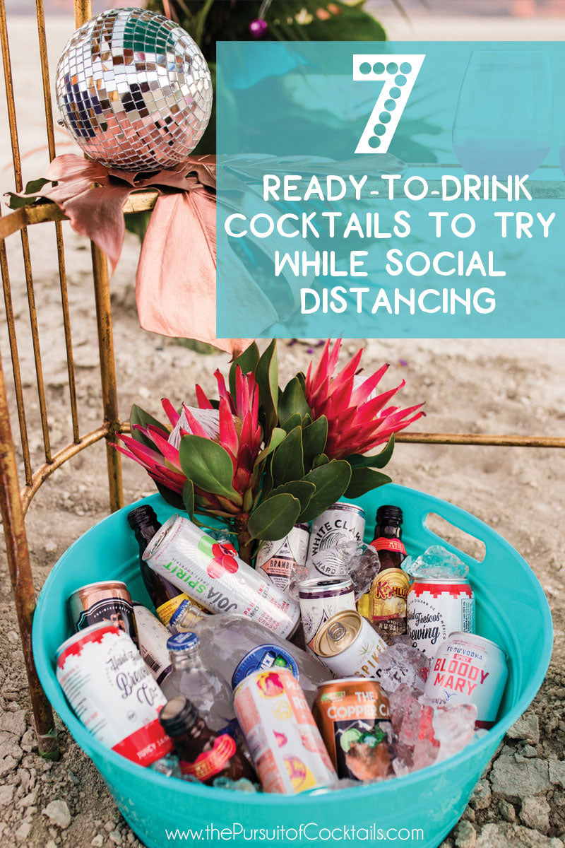 7 Canned cocktails to try while social distancing