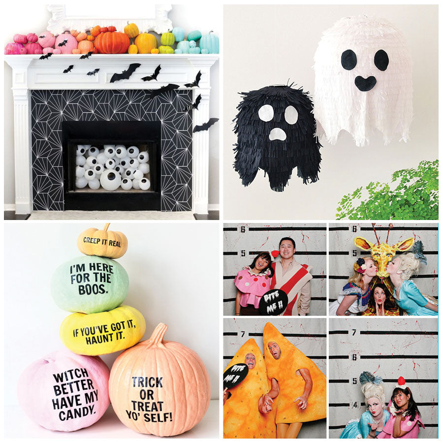 Adult Halloween party decorations
