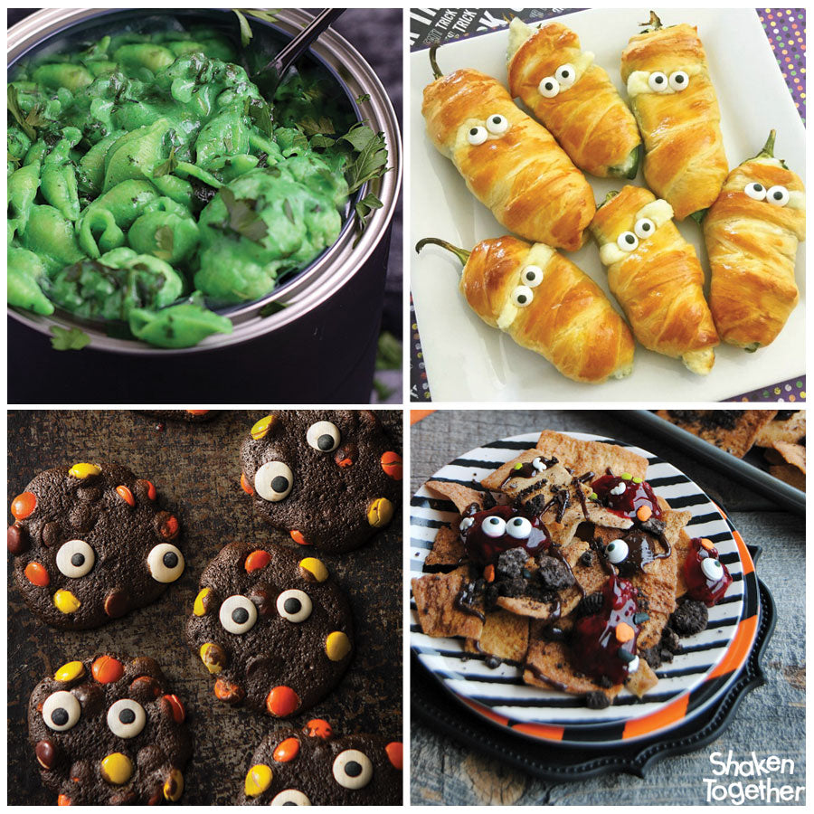 Adult Halloween party food