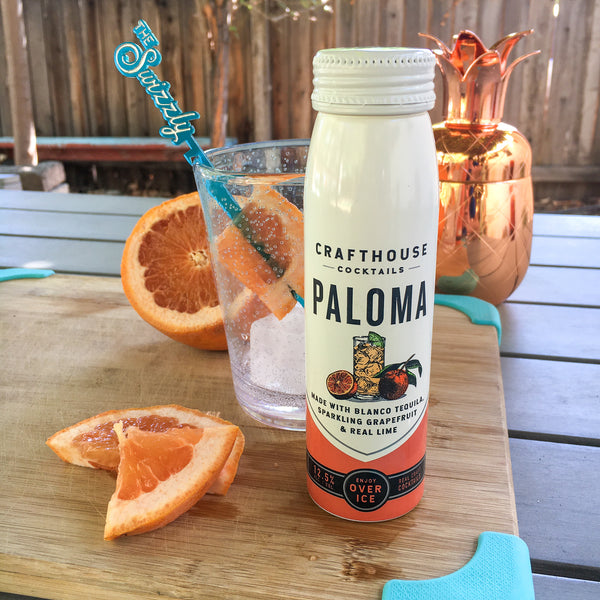 Crafthouse Cocktails ready-to-drink Paloma review