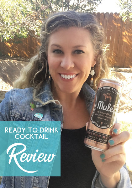 Ready-to-drink cocktail review Mule 2.0