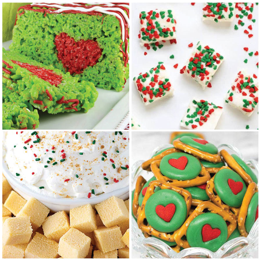 Ugly Christmas Sweater Party ideas food