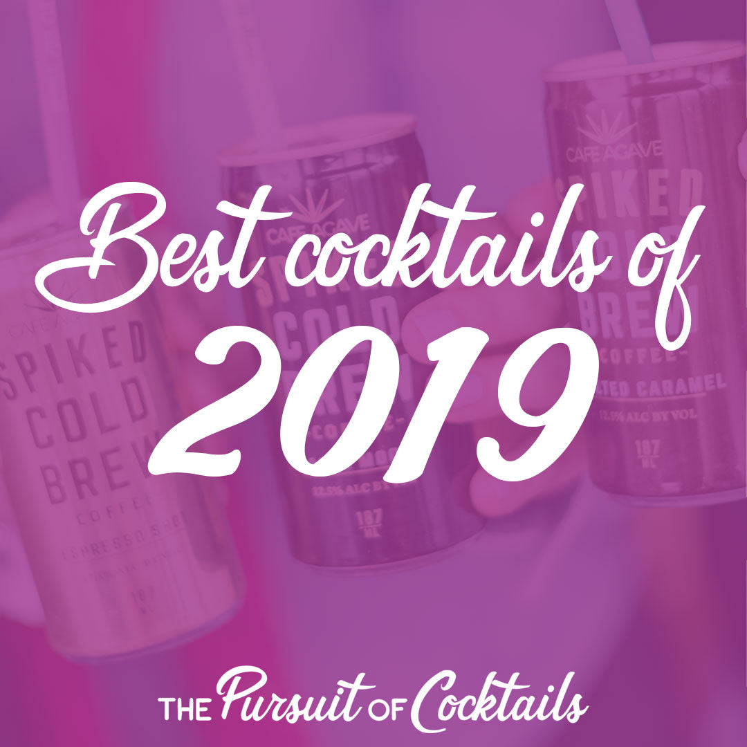 Best ready-to-drink cocktails of 2019 from The Pursuit of Cocktails