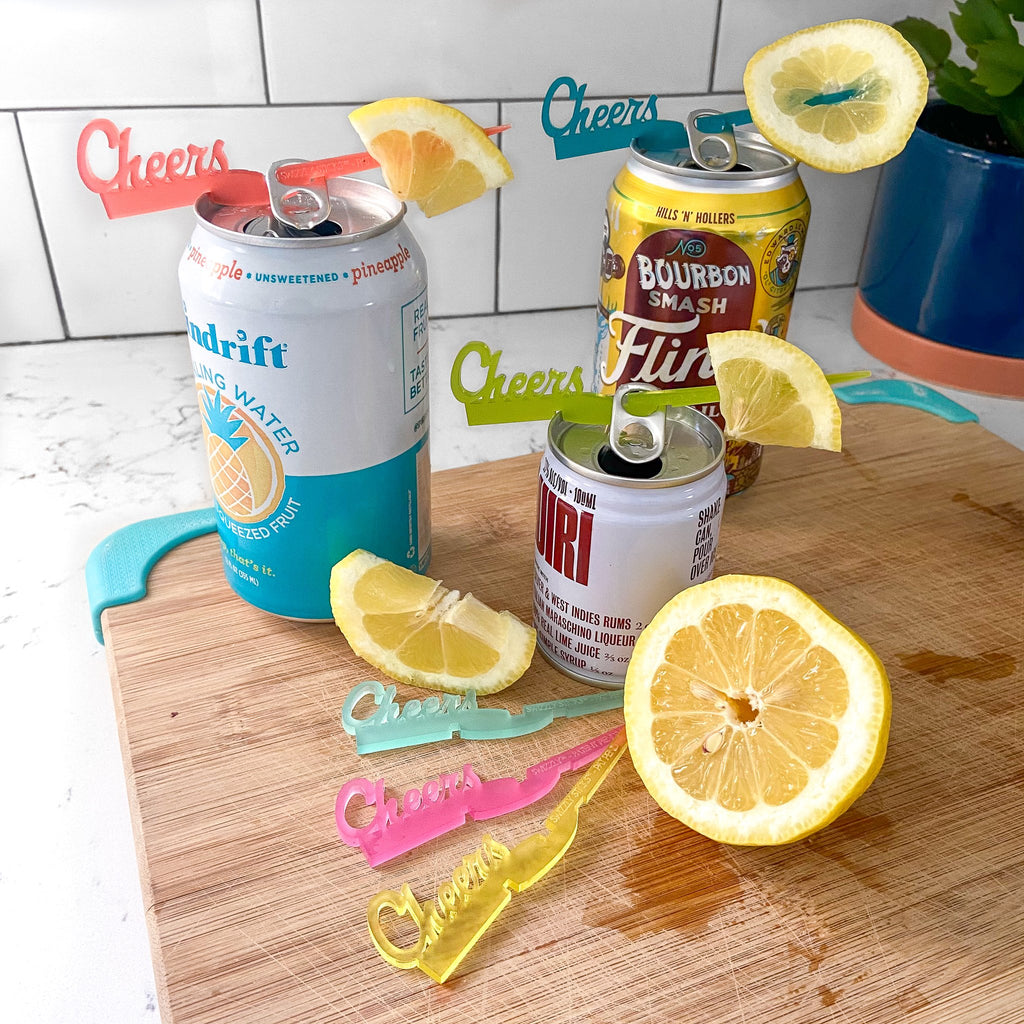 Cheers Color Collection - Swizzly Sticks™ for cans